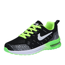 Men's Air Cushion Sneakers Fashion Sport Outdoor Casual Running Shoes Breathable