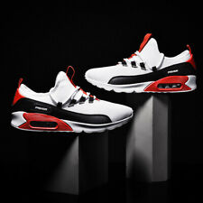 Men's Casual Sneakers Sports Running Walking Shoes Mesh Breathable