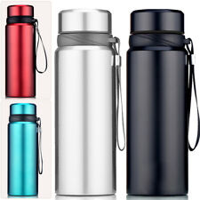 610ML/750ML/1000ML Vacuum Insulated Double Walled Stainless Steel Water Bottle