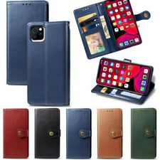 Luxury Leather Wallet Flip Stand Case Cover For iPhone 11 Pro MAX XR XS 8 7 Plus