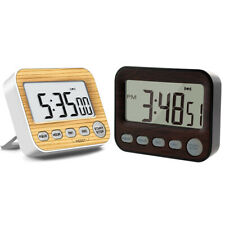 Timer Digital Timers, Kitchen Timer with Alarm Clock for Cooking or Office, C6B5