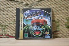 *In Stock* *Authentic* Outrun Sega Saturn SS Japan Very Good+ Condition!