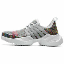 Men's Athletic Sneakers Platform Casual Sports Shoes Breathable Running Shoes