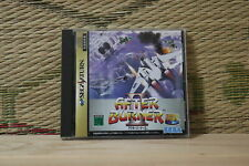 *In Stock* Sega Ages II After Burner 2 Sega Saturn SS Japan Very Good Condition!