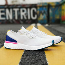 Men's Sneaker Ultralight Running Shoes Casual Fashion Breathable Athletic Sports