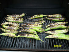FIRE ROASTED GREEN CHILE FRESH FROM THE FIELD IN HATCH NEW MEXICO