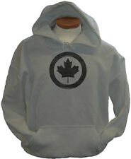 Canada Air Force Logo Canadian Military Retro Hoodie