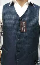 MENS GREEN DOTS DESIGN WEDDING WAISTCOAT TOP QUALITY