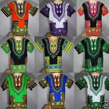African Dashiki Shirt-men Dress-women CAFTAN Hippie