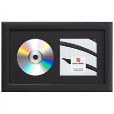 CD Frame Wall Decor Picture Frame to fit CD & Cover art