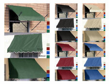 D.I.Y. Window Awnings Three Styles - 4',6',8' Awnings