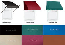 Replacement Awning Covers D.I.Y. Window & Door Awnings