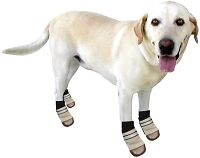 Dog Snow Boots  All Weather Slush Pups Shoes Doggieduds