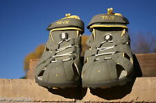 New Womens Teva Dozer Athletic Shoes Mermaid  tan yellow water shoes waterproof