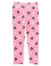 GYMBOREE SMART GIRLS RULE  PINK FLOWER LEGGINGS 4 5 7 8 9 12 NWT
