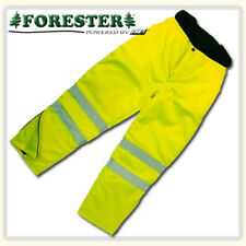 Safety Hi-Vis winter Pants, Hi-Visability, Insulated    *Inventory Closeout*