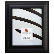 "Contemporary 2"" Black Picture Frames Poster Frames NEW"