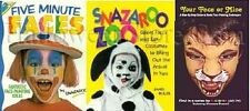 Snazaroo Makeup Books Face Painting Professional