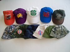 TCP BOYS BUCKET BEACH SUN HAT OR BASEBALL CAP NB - 14