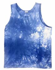Big Tank Tops  Med - 10XB 100% Cotton Tie Dye USA Made