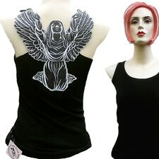 ROCKABILLY PUNK BABY Angel TANK TOP SHIRT S/M/L/XL/XXL