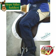 Horseware Rambo Fleece Lined Chaps. All Sizes Navy Or Black **FREE SHIPPING**