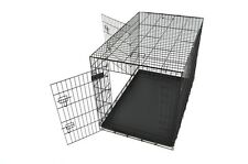 """Champion Brand Folding Dog Crates Cages Kennel 42"""" 48"""""""