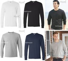 Hanes ComfortSoft Heavyweight Long Sleeve T-Shirt 5286 S-3XL