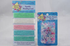 Kid's Crafts - Jewelry Design – Bead Party Beads, Cords or Combo Sets