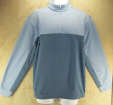 NWT Nike Golf Men's Therma-Fit Half Zip Pullover Jacket S L Gray 411498