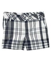 GYMBOREE SPRING SOCIAL BLUE PLAID WOVEN EASTER SHORTS 5 6 7 9 NWT
