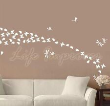 62 Butterfly Dragonfly Vinyl Wall Art Graphic Sticker Decal Decoration Colourful