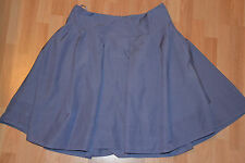 NEU FALTEN ROCK ESPRIT *SKIRT COTTON* NEU