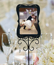 24 Wedding Reception Decoration Picture Frames For Photograph or Table Sign Card