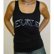 """Evile """"Logo"""" Women's Tank Top - NEW OFFICIAL enter the grave five serpents teeth"""