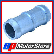 Metal Alloy Hose Pipe Joiner Connector - Fuel Lines Water Air Push On Fitting