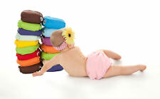FUZZIBUNZ  ALL-IN-ONE POCKET CLOTH DIAPER * ALL COLORS & SIZES