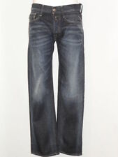 REPLAY M955 118 BILLSTRONG JEANS, NAVY, BNWT