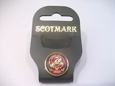 New Clan Crest Gold Plated Lapel Pin Scotland - Young