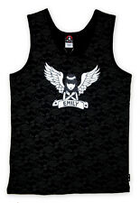 Emily The Strange (Angelic Emily) Vest Top New Licensed Free Postage Emo Goth