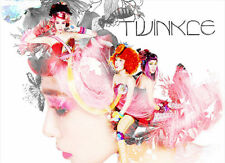 GIRLS' GENERATION TAETISEO - Twinkle (1st Mini Album) [CD + Poster + Gift]