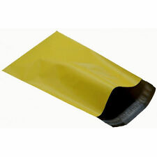 Banana YELLOW Mail Post Packaging Bags 4.5x6.5  6.25x9  9.5x13  12x16  14x20