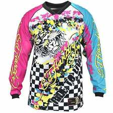 Mens Ed Hardy Mens Motorcycle Motorcross Racing T-Shirts Big Tall S-xxL