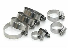 SiliconHoses.com Worm Drive Stainless Steel Hose Clamps/Jubilee Clips (Marine)