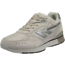 Hi-Tec Silver Shadow Sports Trainers/Running Shoes Grey/Silver/Black UK 7-15