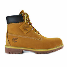 TIMBERLAND 6 INCH WATERPROOF BOOT NUBUCK LEATHER CONSTRUCTION WORK SHOES 10061