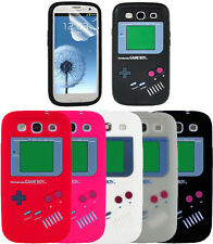 Retro Game Boy Case Cover for Samsung Galaxy I9300 S3 + Free Screen Protector