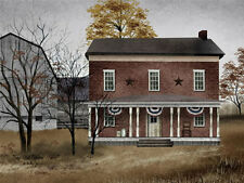The Old Tavern House Billy Jacobs 5x7, 8x10 or12x16 Framed or Unframed Picture