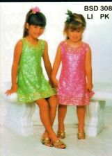 NWT--BIG SALE--LITTTLE ATTITUDES SEQUIN PARTY, PAGEANT, CROWNING, DRESS RTL $185