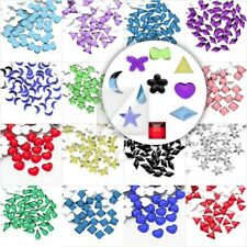 1000pcs DIY Crystal Flatback Rhinestones Nail Phone Art craft Wedding12 COLORS